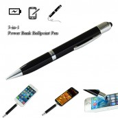 Power Bank Ballpoint Pen