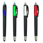 Highlighter with Stylus