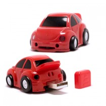 Car-shaped USB Flash Memory