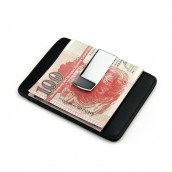 PU Leather Money Clip