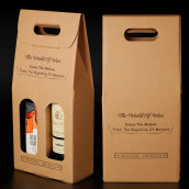 Eco-Friendly Wine Bag