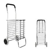 Aluminium Hand Trolley