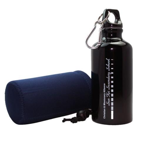 Aluminium Sports Bottle(400ML), Aluminum Sports Bottle