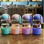 Rabbit Glass Bottle