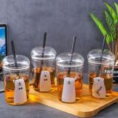 550MLStraw Glass