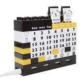 Perpetual Calendar Usb Hub