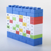 Building Blocks Calendar