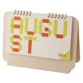 Rounded Calendar