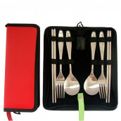 Folding Tableware Set