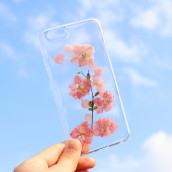 Transparent Phone Shell Custom
