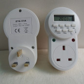 Environmental Timed Outlet