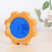 Suction Wall Clock