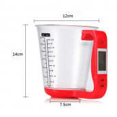 Liquid Cup Electronic Scale