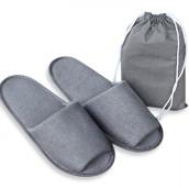 Foldable Travel Bedroom Slippers