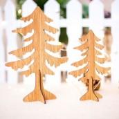 Decorative Wooden Christmas Tree