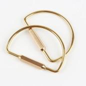 Brass Handmade Key Chain