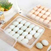 Dispenser Covered Egg Holder
