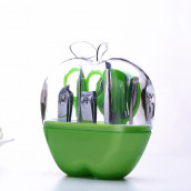 Apple Shaped Manicure Set