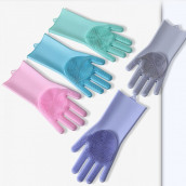 Multi-functional Silicone Gloves
