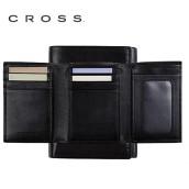 Cross - Leather Tri-Fold Wallet