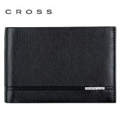 Cross - Leather Bi-Fold Coin Wallet