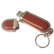 Leather USB Flash Memory
