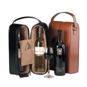 Leather Wine Bag