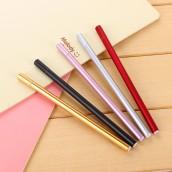 Metal-color Plastic Pen