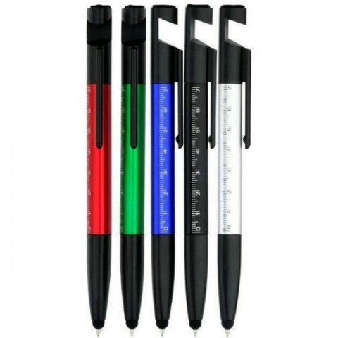 6 in 1 Multi-functional Pen, Promotional Pens
