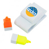 Highlighter with Clip