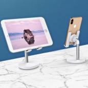 Metallic Desktop Phone Holder