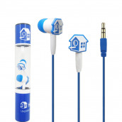 Earbuds with Tube