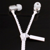 Zipper Earphone