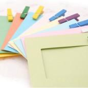 Kraft Paper Frame