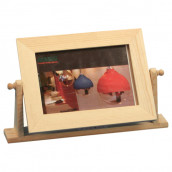 Rotating Photo Frame