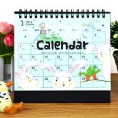 Cartoon Maybe Calendar