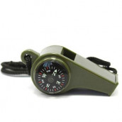 3 in 1 Compass Whistle Temperature