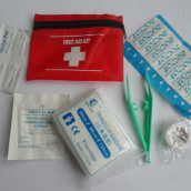 Outdoor First Aid Kit