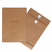 Kraft Paper Project Envelope