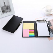 Folding Notepad With Clip