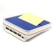 Memo Pad USB HUB