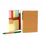 Recycled Memo Book