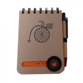 Sprial Notebook with Pen