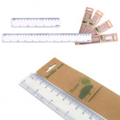 Bio-degradable Ruler