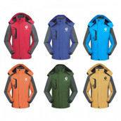 Fleece Bonded Soft Shell Jacket