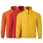 Thickening Windbreaker Jacket