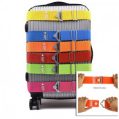 Metal Buckle Luggage Strap