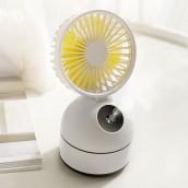 USB Humidifier Fan
