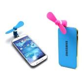 USB Mini Mobile Fan