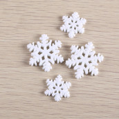 Resin Snowflake Tablet